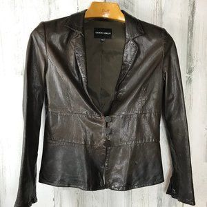 Authentic Butter Soft Leather Jacket